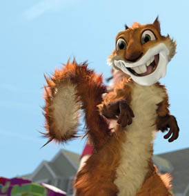 Over the Hedge - Hammy