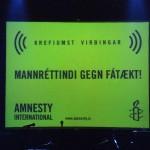 Krefjumst Virðingar - Mannréttindi Gegn Fátækt