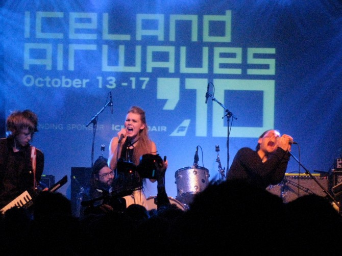 Iceland Airwaves '10